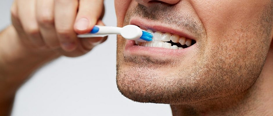 ból zęba podczas mycia