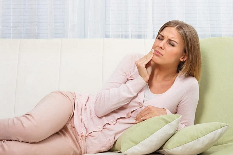 ból zębów w ciąży